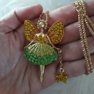 ANGEL/FAIRY NECKLACE NWOT